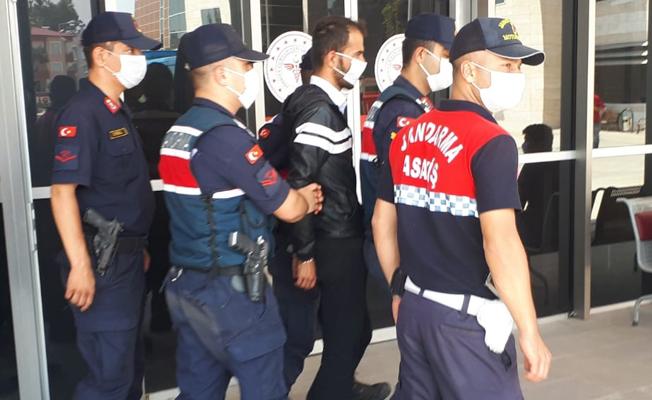 Alanya'da 1 Kişiyi Öldürdüren Şüpheliler Mersin'de Jandarmaya Yakalandılar