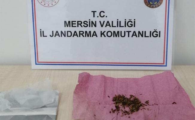 Silifke'de Uyuşturucu Operasyonu