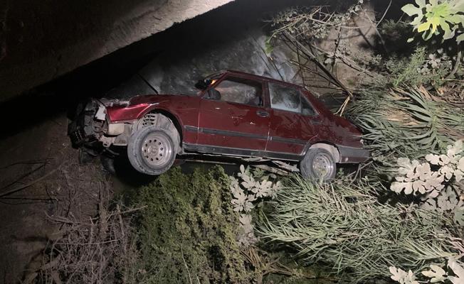 Tarsus'ta Trafik Kazası 1 Ölü 2 Yaralı