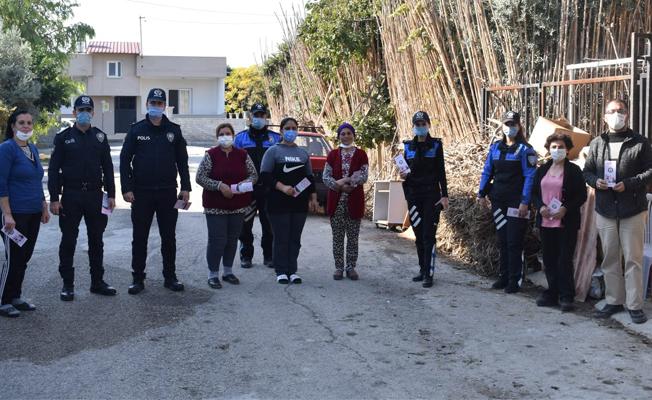 Tarsus'ta Kadına Karşı Şiddetle Mücadele Günü