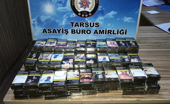 Tarsus'ta Büfeden Hırsızlık
