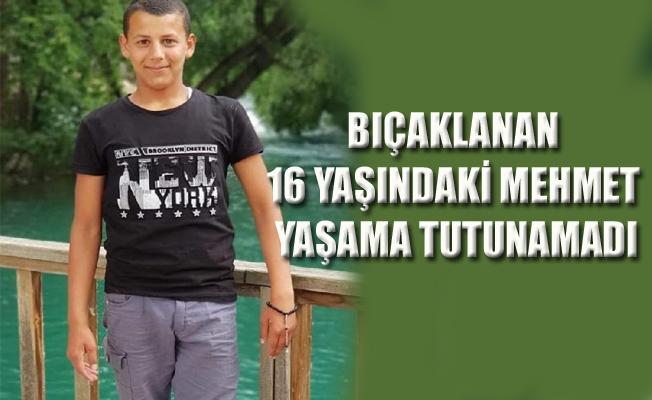 Tarsus'ta Bıçaklı Kavga 1 Ölü 1 Yaralı